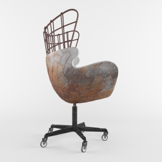 Egg Chair of Concrete 1800x1800_0001